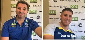 Teenager Luis Johnson set to make Warrington Wolves debut