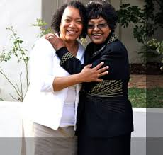 IWS director Juanita Johnson-Bailey met with Winnie Mandela during ...