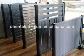 Aluminum Modular Fence Panels Buy Modular Fence Panels Modular Fence Panels Producer Modular Fence Panels S Fence Panels Aluminum Fence Privacy Modular Walls