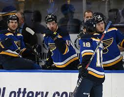 St. Louis Blues Rookie Robert Thomas Out with Upper Body Injury - Last Word  on Hockey