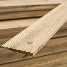 Feather Edge Boards 6x1 150mm X 22mm Builders Marketplace