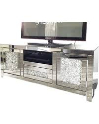 mirrored tv stand for in uk view