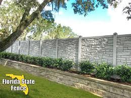 Simtek Fence Tampa Fl Florida State Fence