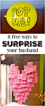 8 meaningful ways to make his day the
