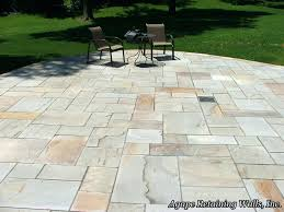 paving stone designs patio ideas for