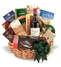 gift baskets canada usa sendluv