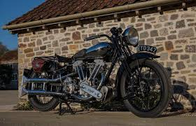 brough superior ss100 matchless