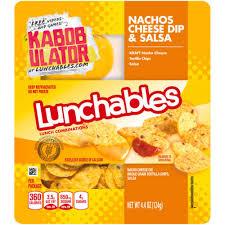 oscar mayer lunchables nachos cheese