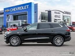 barrie new buick enclave vehicles for