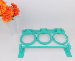 bath towel rack holder accessories set