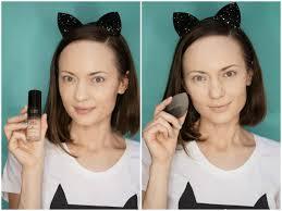 halloween easy cat makeup tutorial 1