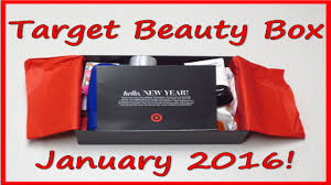 target refresh beauty box unboxing