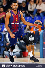 Adam Hanga during the match between FC Barcelona v Valencia Basket Stock  Photo - Alamy