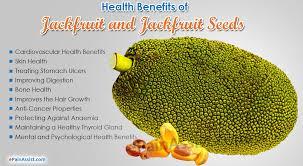 health benefits of jackfruit and