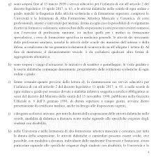 Coronavirus, testo secondo decreto: al momento nessun ...