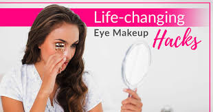 eye makeup hacks and tips that every