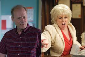 Adrian Edmondson is the best thing to happen to EastEnders since ...