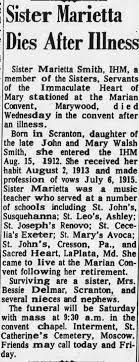 Obituary for Marietta Smith - Newspapers.com
