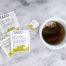 tazo green ginger tea reviews in tea