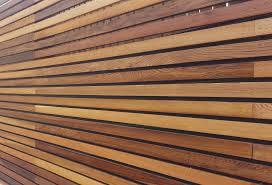 Western Red Cedar Slats The Timber Merchants