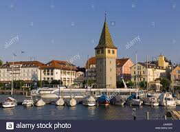 Mangturm of Lindau,Lake of Constance,west Stock Photo: 144203075 - Alamy