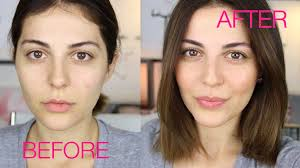 look really pretty without makeup