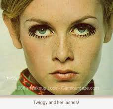 the makeup looks of 1960 s be glamour