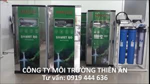 Giới thiệu máy lọc nước gia đình RO AMAZON tại Cần Thơ - YouTube