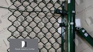 Cap Clips Screw Chain Link Fence Using At Best Price In Hebei Hebei Dazzle Industry Limited