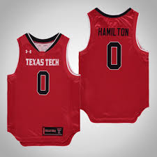 Shop NCAA Texas Tech Red Raiders Tommy Hamilton Iv Red Replica Jersey  Basketball Gears In Our Shop