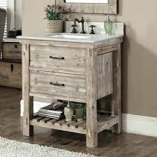 reclaimed wood bathroom vanities linen