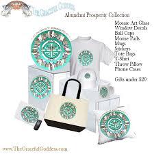 Abundant Prosperity Symbol Mandala