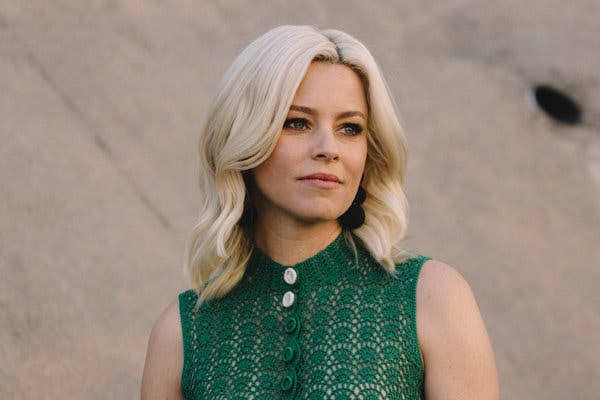 Elizabeth Banks not only directed, but makes an appearance as Bosley in the film