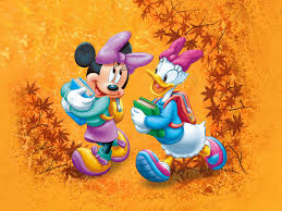 Cartoon Mickey Mouse And Donald Duck Wallpaper Hd : Wallpapers13.com