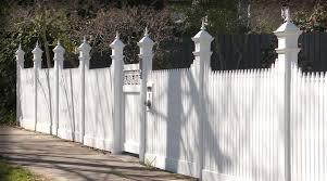 Fence Styles Old Malvern Pickets