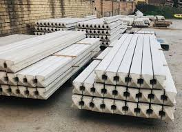 9ft Reinforced Concrete Fence Posts In Rotherham For 10 00 For Sale Shpock