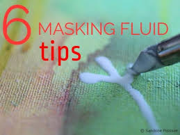 6 masking fluid tips how to preserve