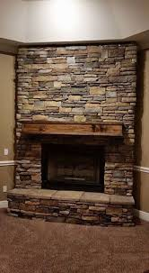 fireplaces and stone work the carpet