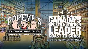 popeye s supplements mississauga north