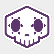 Overwatch Sombra Design Overwatch Sticker Teepublic
