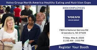 volvo group north america 2020 healthy