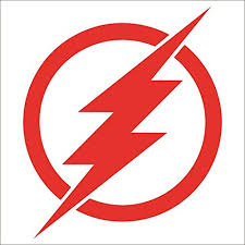 Cove Signs The Flash Vinyl Decal Sticker Buy Online In Moldova At Desertcart
