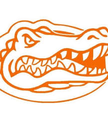 Car Or Truck Decal Florida Gators Window Vinyl Orange 81 2x103 4 College Florida Gators Pumkin Carving Stencils Florida Gators Logo