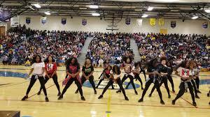 Oscar Smith High School Star Dancers - YouTube