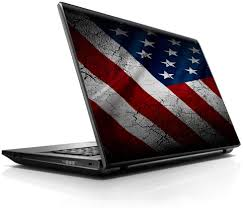 Amazon Com 15 15 6 Inch Laptop Notebook Skin Vinyl Sticker Cover Decal Fits 13 3 14 15 6 16 Hp Lenovo Apple Mac Dell Compaq Asus Acer American Flag Distressed Computers Accessories