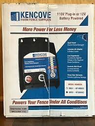 Fencing Electric Fence Charger