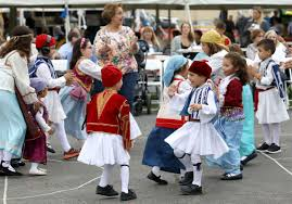 Toledo all about the ouzo at first day of Greek-American festival | The  Blade