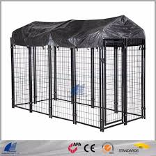 China High Quality Outdoor Dog Run Pet Fence Pet Playpen Dog Cage Dog Kennel China Dog Kennel And Dog Run Price