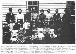 Valley View School, 1902-1918 – Rutherford County Tennessee Historical  Society
