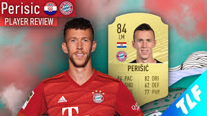FIFA 20 - IVAN PERISIC (84) PLAYER REVIEW - YouTube